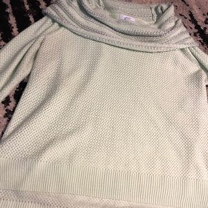 New York and Company 3/4 length sleeve sweater